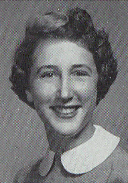 Jean Toal's High School Portrait